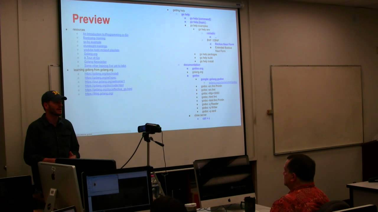 Learn How To Code: Google's Go (golang) Programming ...