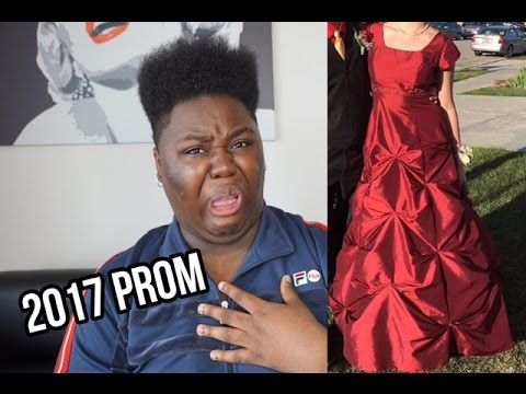 THE UGLIEST PROM DRESSES EVER WORN IN 2017!!