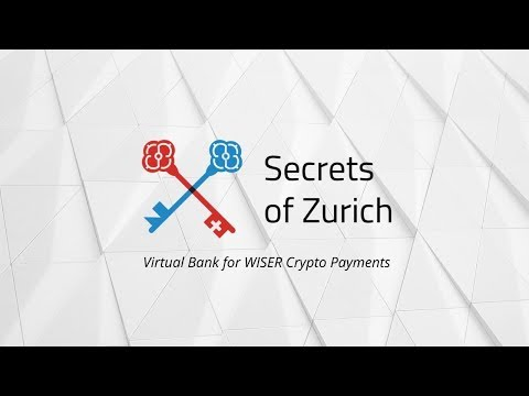 Secrets of Zurich ⚡ Virtual Bank For WISER Crypto Payments!