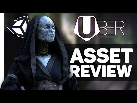 Asset Review: UBER Ultra   Unity 3D