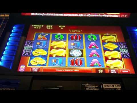 Video Casino red flush