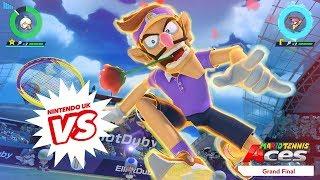 Mario Tennis Aces - Insomnia63 Open Top 8 (Nintendo Switch)