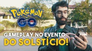 SPAWNS RAROS FORA DE CENTROS URBANOS?   Gameplay Pokémon GO 4K