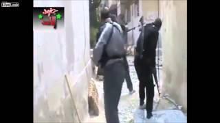 006 Сирия: Видео боевиков с мобильников: Новые подвиги Команды А