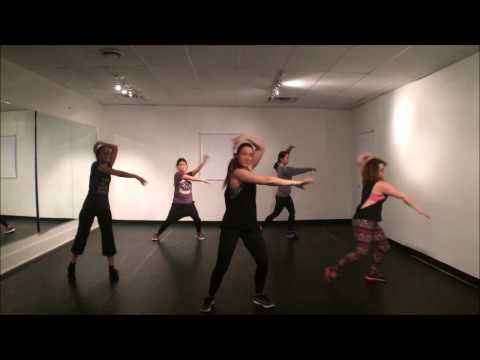 """Chained to the Rhythm"" HipHop Fusion Choreo - Léa Robert @ Scream Dance Academy"