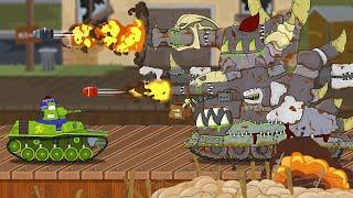 Кондуктор - Мультики про танки