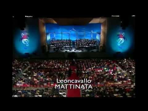 Andrea Bocelli - Mattinata - with English subtitles - Pavarotti & Friends 2