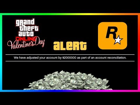 Rockstar's FINAL Day Of Giving $2,000,000 Of FREE Money To ALL Players In GTA 5 Online & MORE!