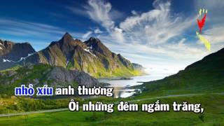 [Karaoke Nhạc Sống ANA] Ngẫu Hứng Lý Qua Cầu