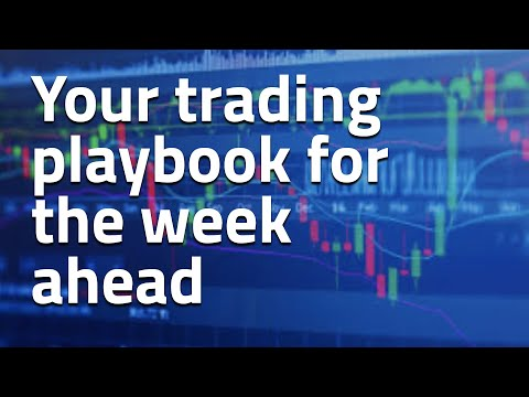 Your trading playbook for the week ahead