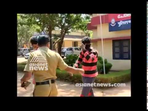 Shuhaib Murder Case; Youth Congress activists protest against Kadannappally