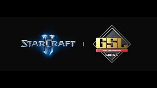 [ENG] 2018 GSL S2 Code S RO16 Group A