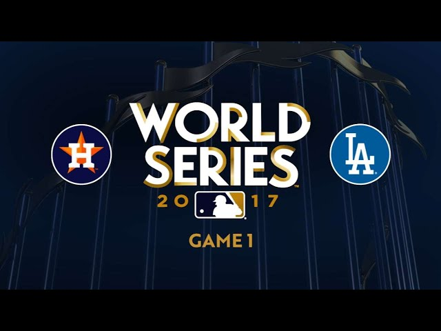 Kershaw, Turner lead Dodgers to Game 1 win: 10/24/17
