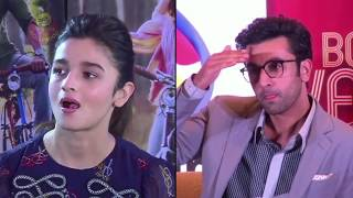 Ranbir Kapoor Secretly Meets Alia Bhatt
