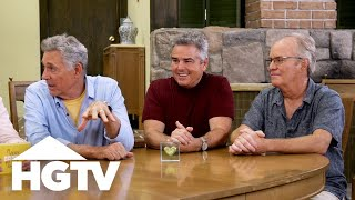 A Very Brady After Show: Episode 4 | A Very Brady Renovation | HGTV