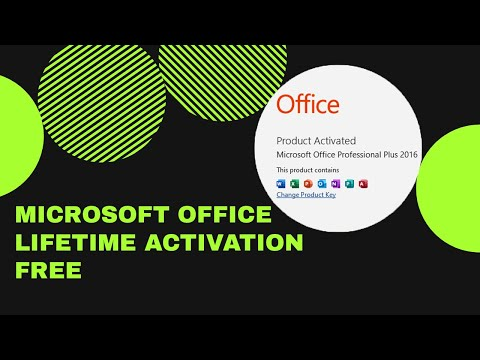 How To Activate Office 365 For Lifetime Free?