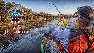 Exploring New Water - Lake Jessamine  - 10/3/18