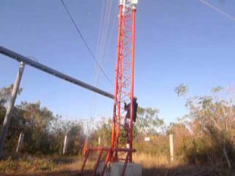 relay station mast climbing currimao