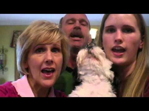 Dog Sings Happy Birthday