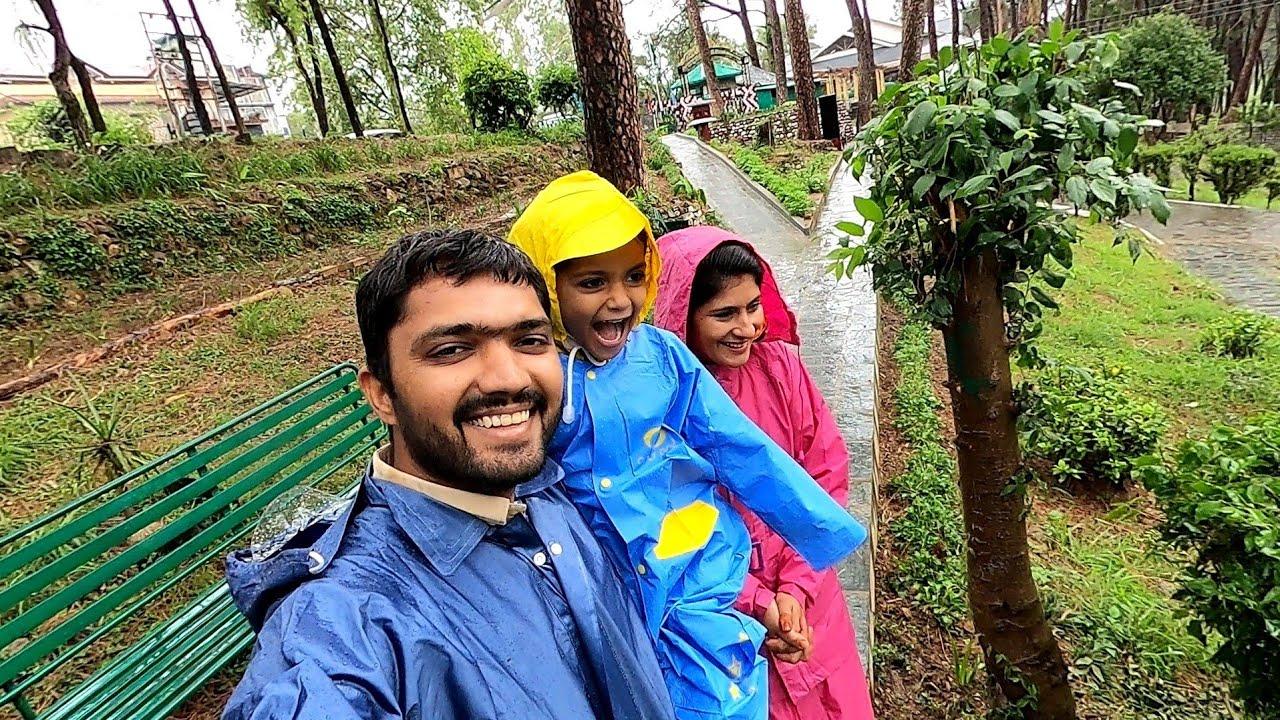 Hp-04 ओ भोळे भोळे भोळे 😍 जंगल में War Memorial Dharmshala    himachal pradesh Tour vlog hindi