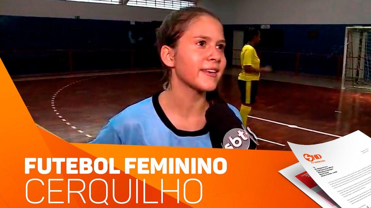 Futsal feminino competirá na Hungria- TV SOROCABA SBT - YouTube 9ccf53133c65f