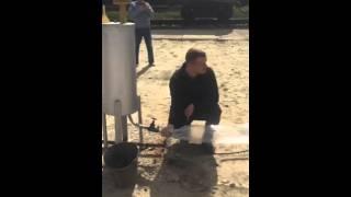 Отбор пробы газа и определение количества газа