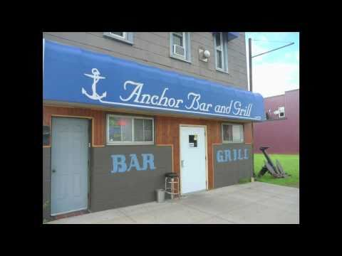 The Anchor Bar in Superior, Wisconsin