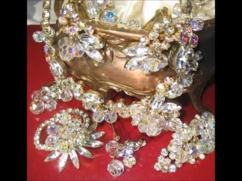 Collecting Vintage Juliana Jewelry with Joyce - Part 1