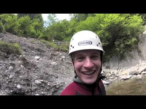 Film: Canyoning Allgäu