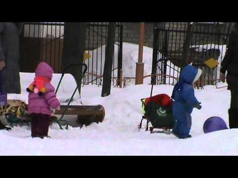 По снегу первые шаги.mpg