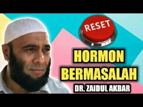 Cara Memperbaiki Hormon Yg Bermasalah - Dr  Zaidul Akbar JSR Jurus Sehat Rasulullah