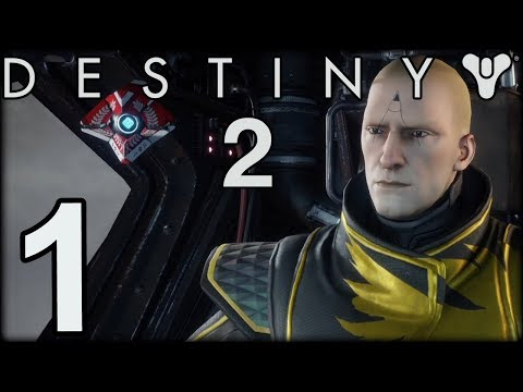 Destiny 2 Campaign Co-op playthrough pt1 - Guess What's Back, Back Again...