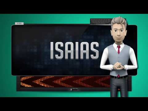 ISAIAS - How to say it Backwards