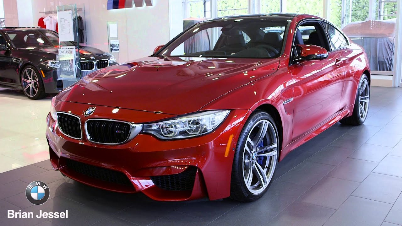 2016 bmw m4 coupe at brian jessel bmw youtube. Black Bedroom Furniture Sets. Home Design Ideas