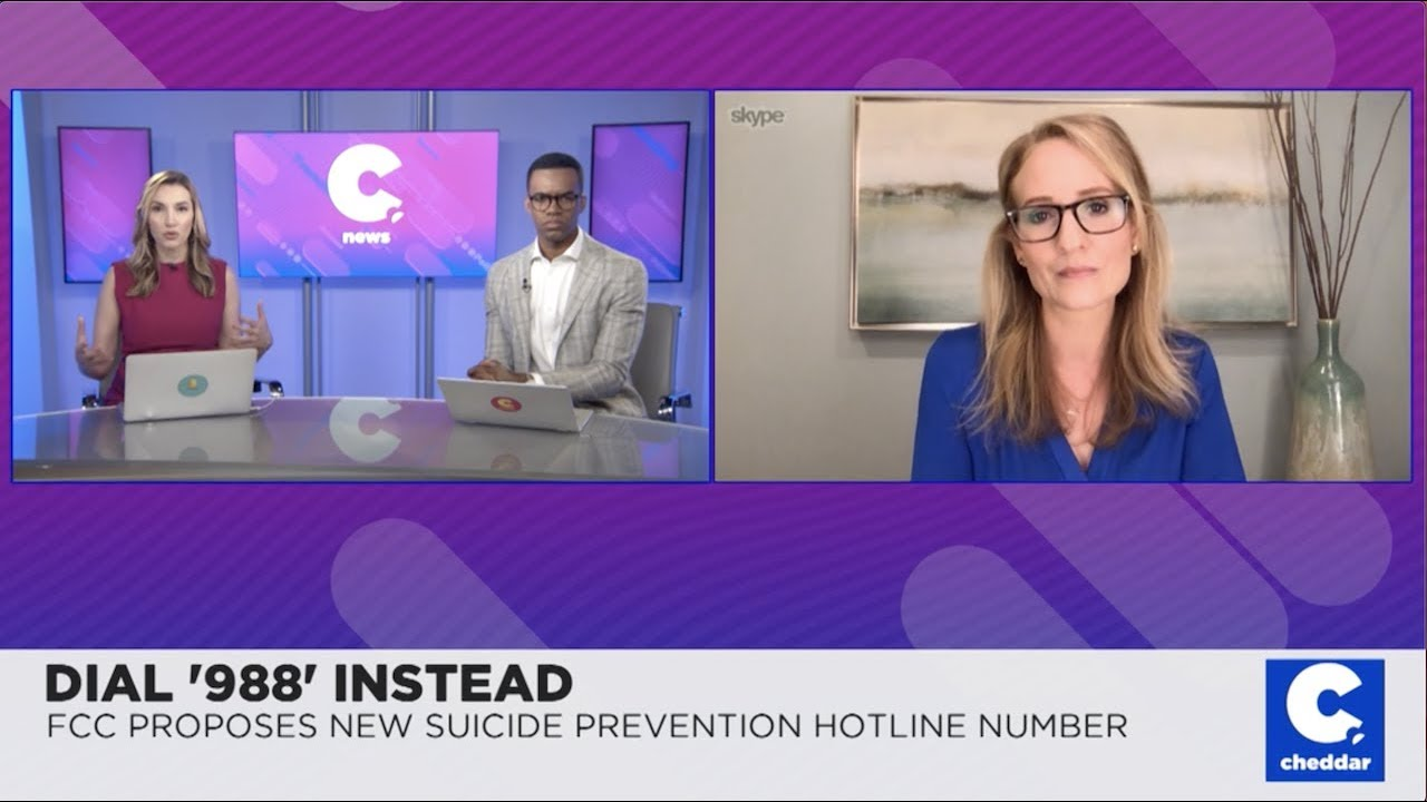 New Suicide Prevention Hotline Number