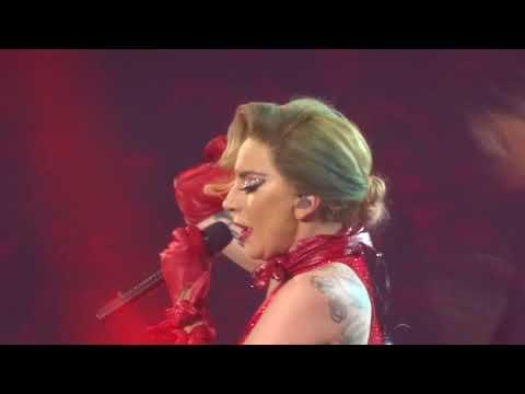 Lady Gaga - Dancin' in Circles, Birmingham Arena (NIA), January 31st 2018