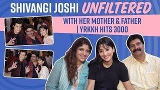 Download lagu Yeh Rishta Kya Kehlata Hai | Shivangi Joshi's parents REACT to her journey, REVEAL fav scene | YRKKH