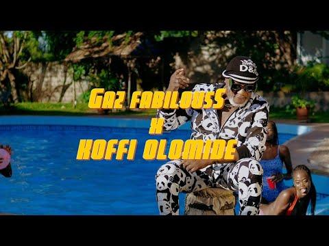 Gaz Fabilouss - AYE feat Koffi Olomide (Clip officiel)  ► prod. by King Kuba