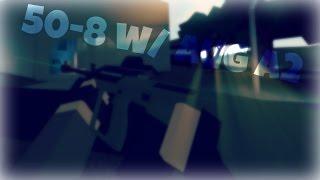 50-8 w/ AUG A2 | ROBLOX Phantom Forces [BETA]