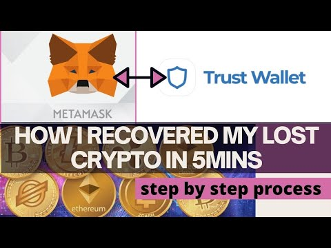 How To Recover Crypto Sent To Wrong Address (cryptocurrency, Btc, Ethereum Metamask, Trust Wallet)