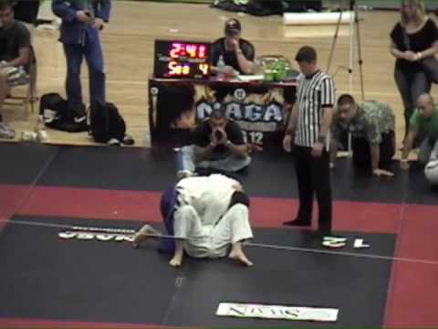 Wolfpack NAGA 2009 Isaac Redmond Purple Belt Final