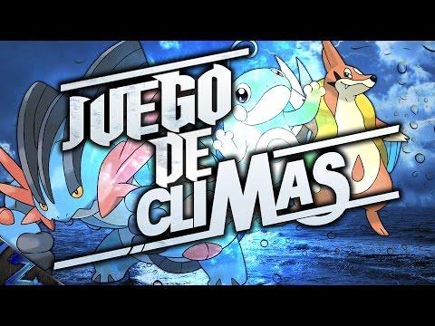 EQUIPO DE LLUVIA | JUEGO DE CLIMAS