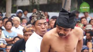 Peresean Lombok Traditional__TV9 Lombok 2015 Part 33