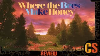 WHERE THE BEES MAKE HONEY - PS4 REVIEW (Video Game Video Review)