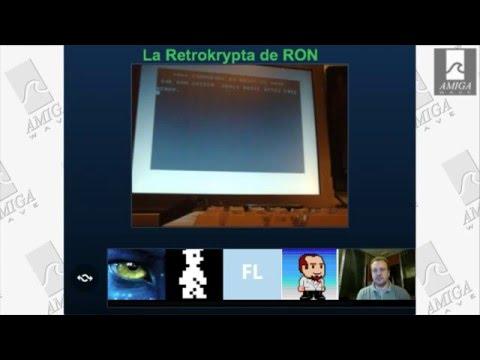 AmigaWave - Programa #07 - RetroCrypta: C128 D, MorphOS, Blitz Basic, Ferix, BasicWave: Retro Wars