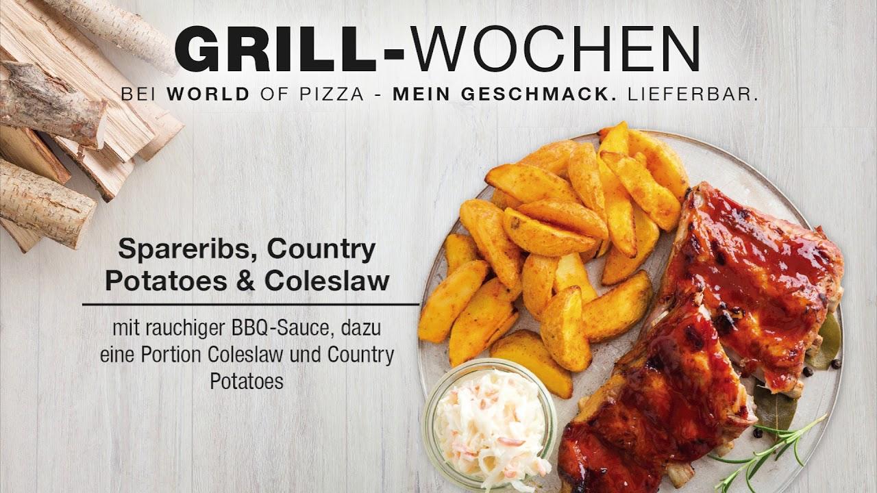 Grillwochen  Leckere Grill-Wochen nur im April/Mai 2018 - YouTube