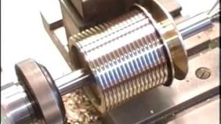 John Harrison Ras Regulator 'replica' - Video 10 Of 13