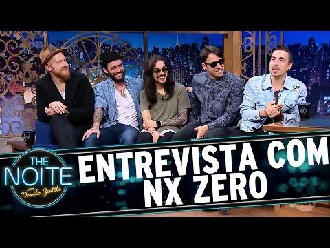 Entrevista com NX Zero | The Noite (06/12/16)
