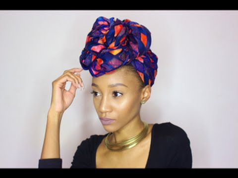 My Top 4 Head Wrap Styles| The Wrap Life