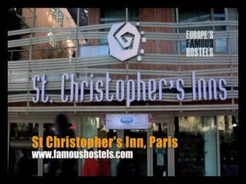 Video of St Christopher's Inn - Best Youth Hostel in Paris, France